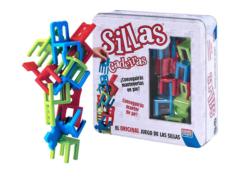 SILLAS COLORES 28022 - N36819