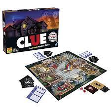 CLUEDO, THE CLASSIC MYSTERY 38712 - N54320
