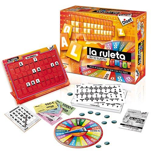 LA RULETA DE LA SUERTE JUNIOR 46204 - N48419