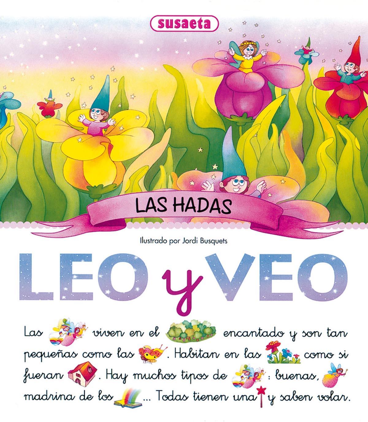 LEO Y VEO LAS HADAS 159003