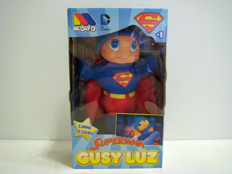 GUSY LUZ SUPERMAN 15869 - N42119