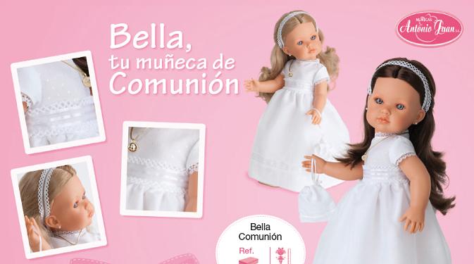 BELLA COMUNION MORENA 2816