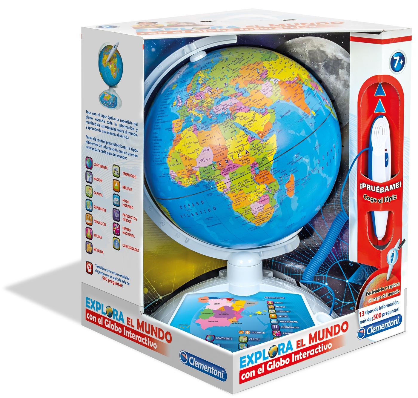 EXPLORA EL MUNDO GLOBO 55117 - N30219