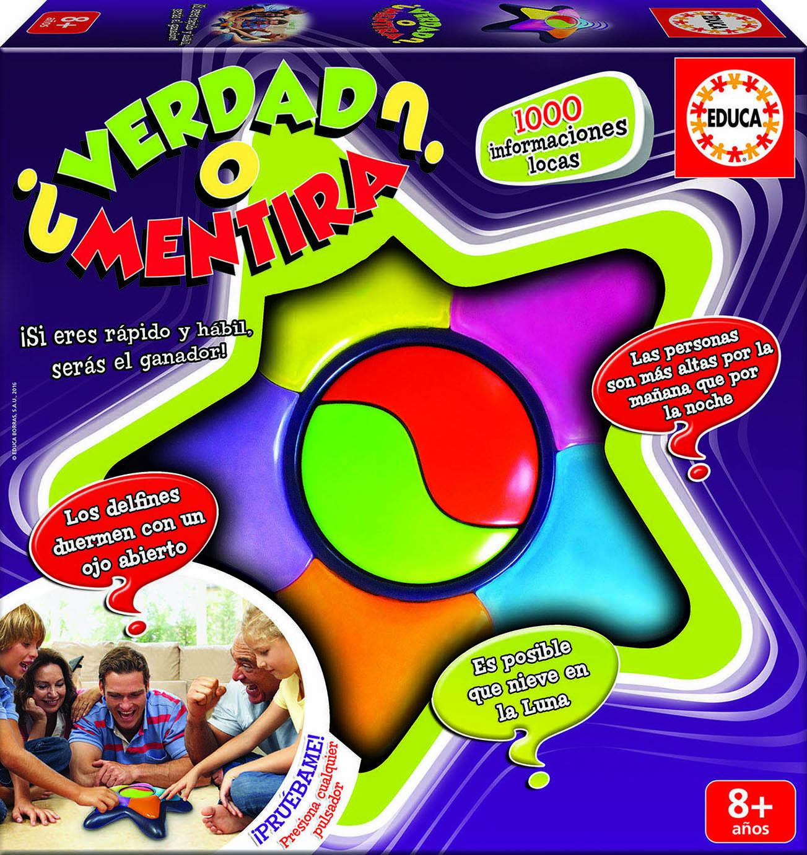 VERDAD O MENTIRA 16989 - N57619
