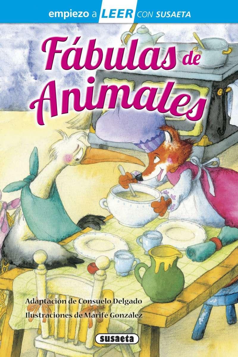 FABULAS DE ANIMALES S2005013