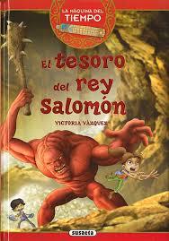 EL TESORO DEL REY SALOMON 28001