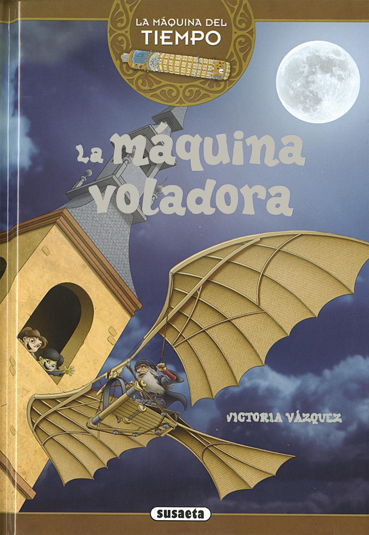 LA MAQUINA VOLADORA 28003