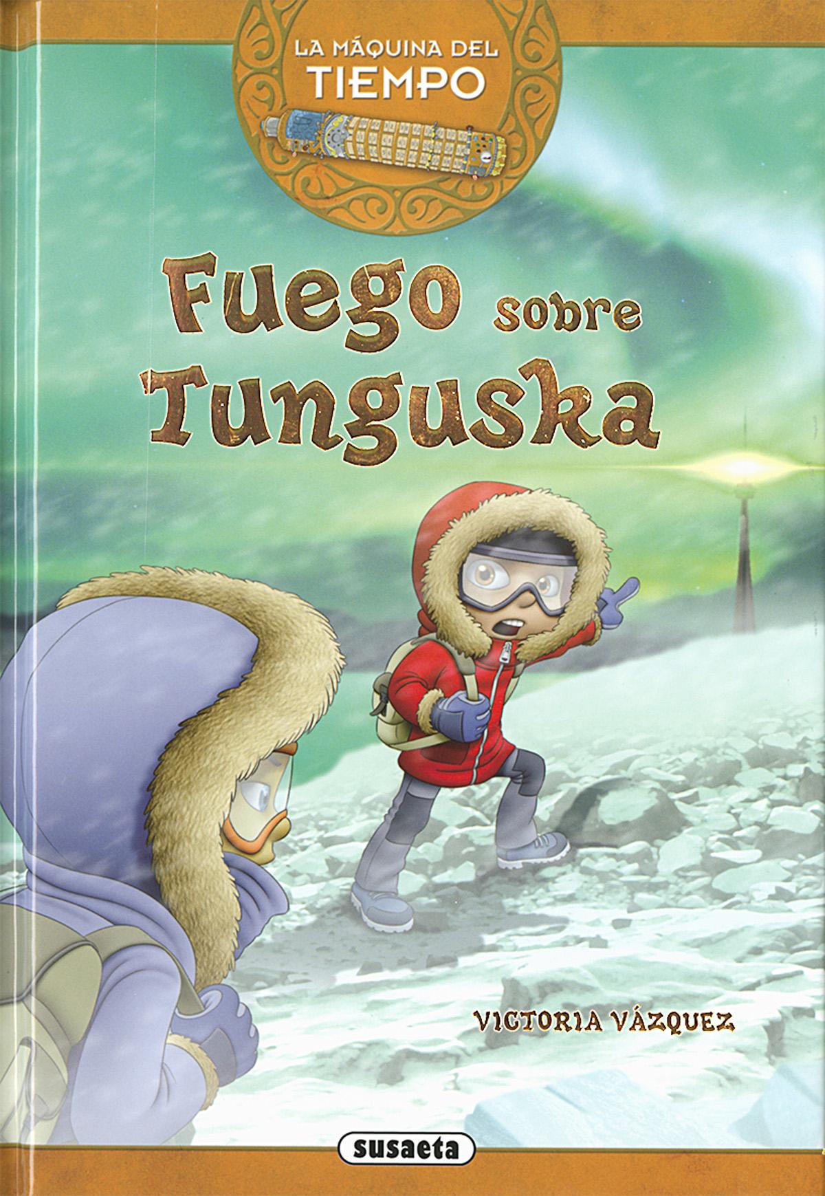 FUEGO SOBRE TUNGUSKA 28005