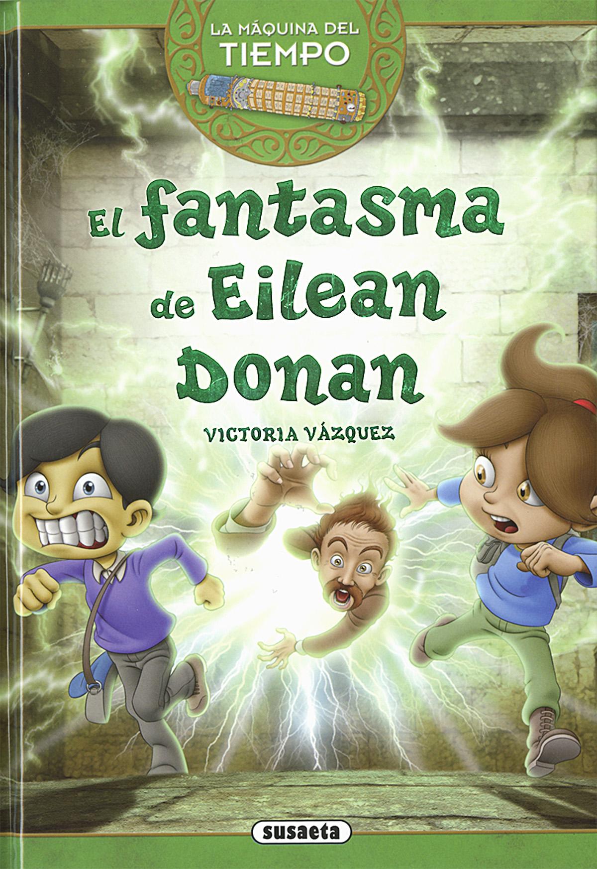 EL FANTASMA DE EILEAN DONAN 28006