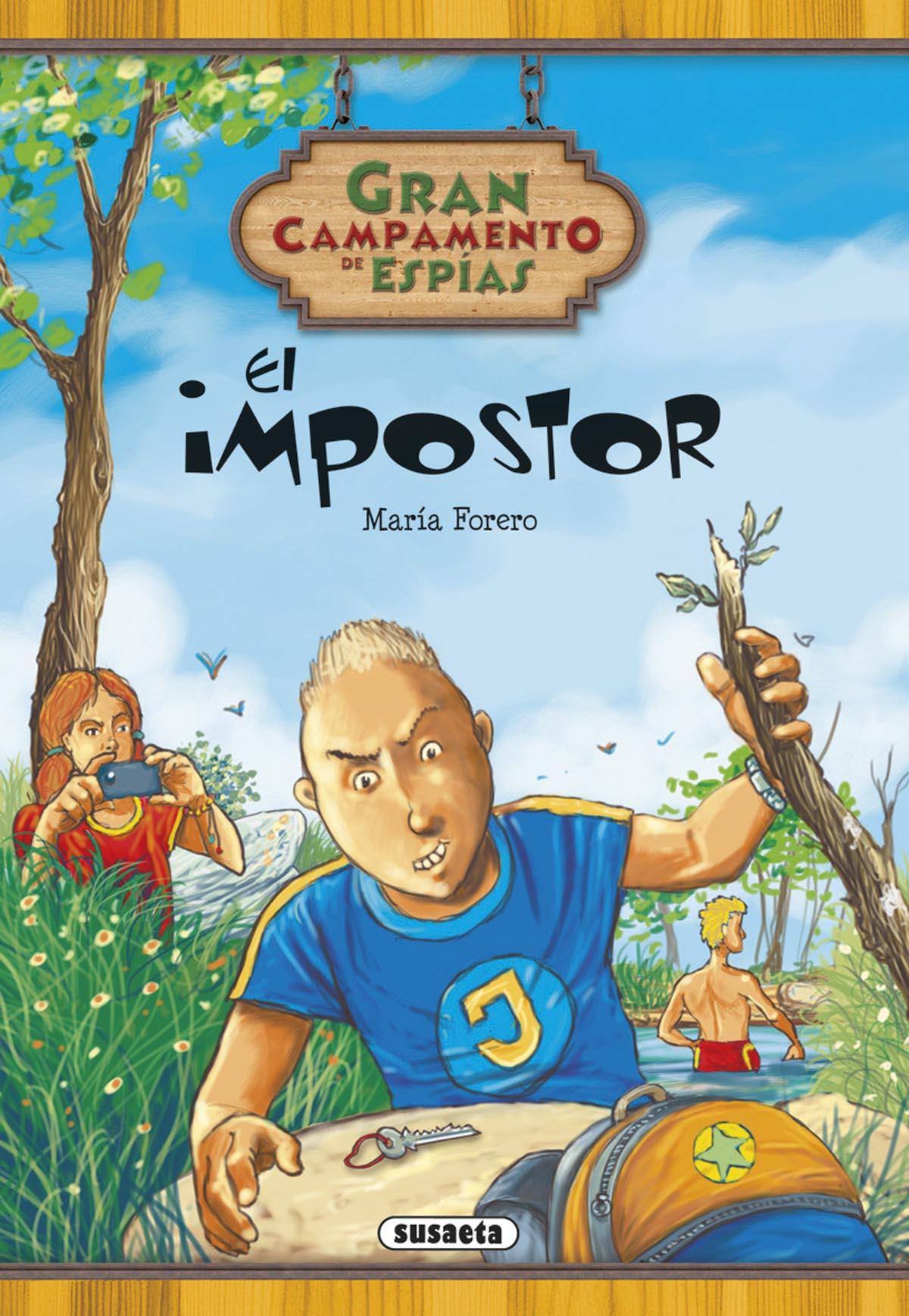 EL IMPORSTOR 30006