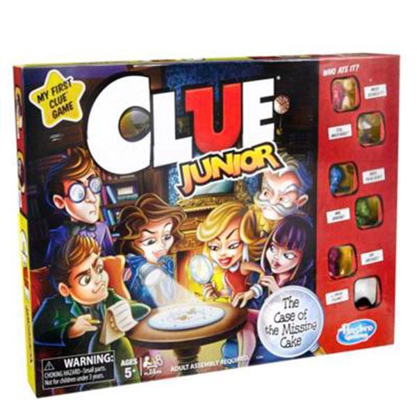 CLUEDO JUNIOR C1293 - N54220