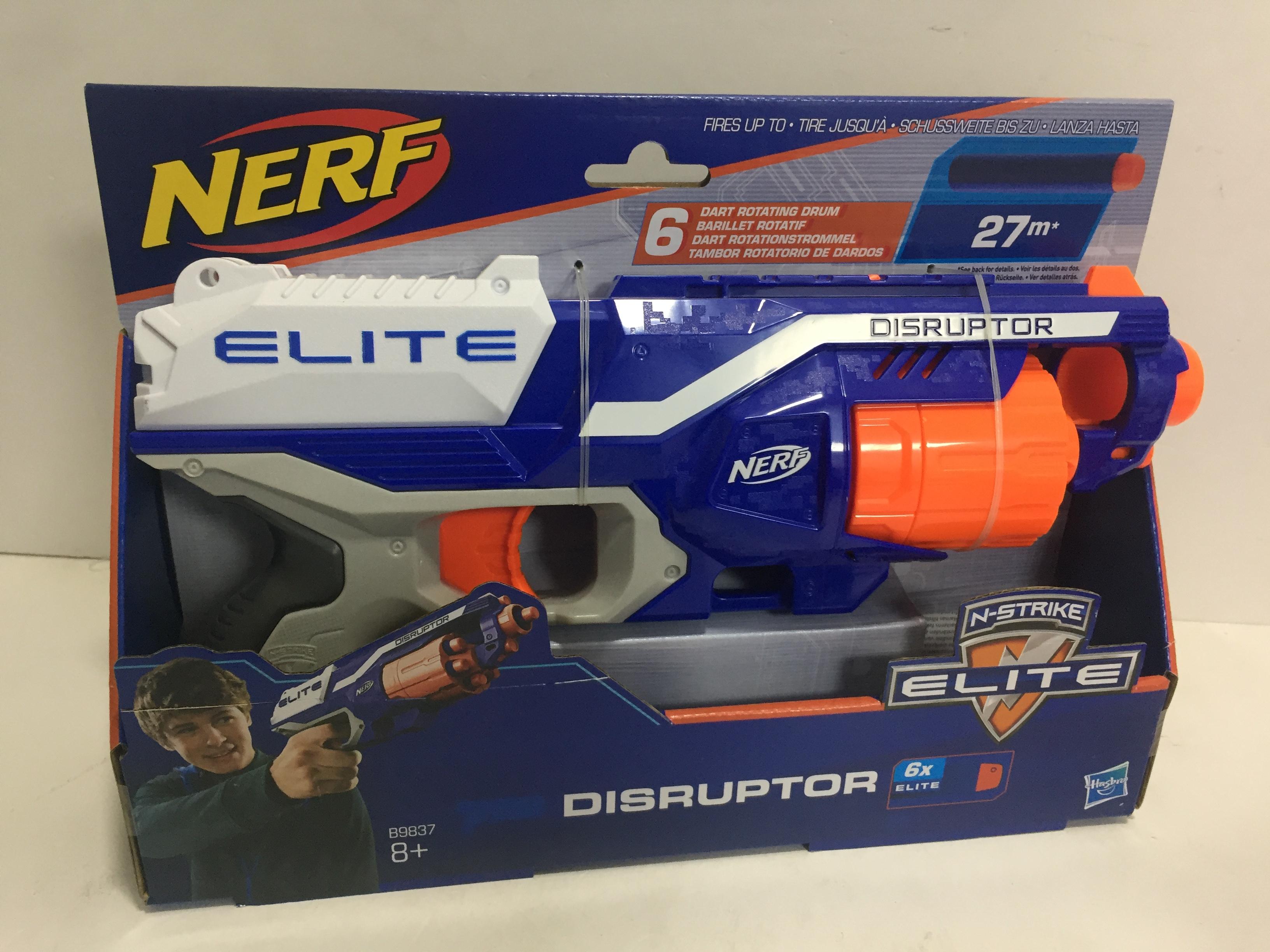 NERF NSTRIKE DISRUPTOR B9837 - V37920