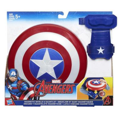 AVENGERS ESCUDO Y GUANTE MAGNETICOS B9944 - N49020