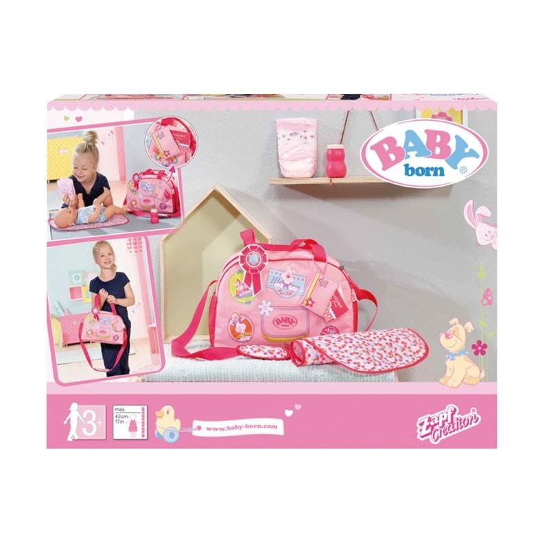 BABY BORN BOLSA CAMBIADOR 822227 - N88119