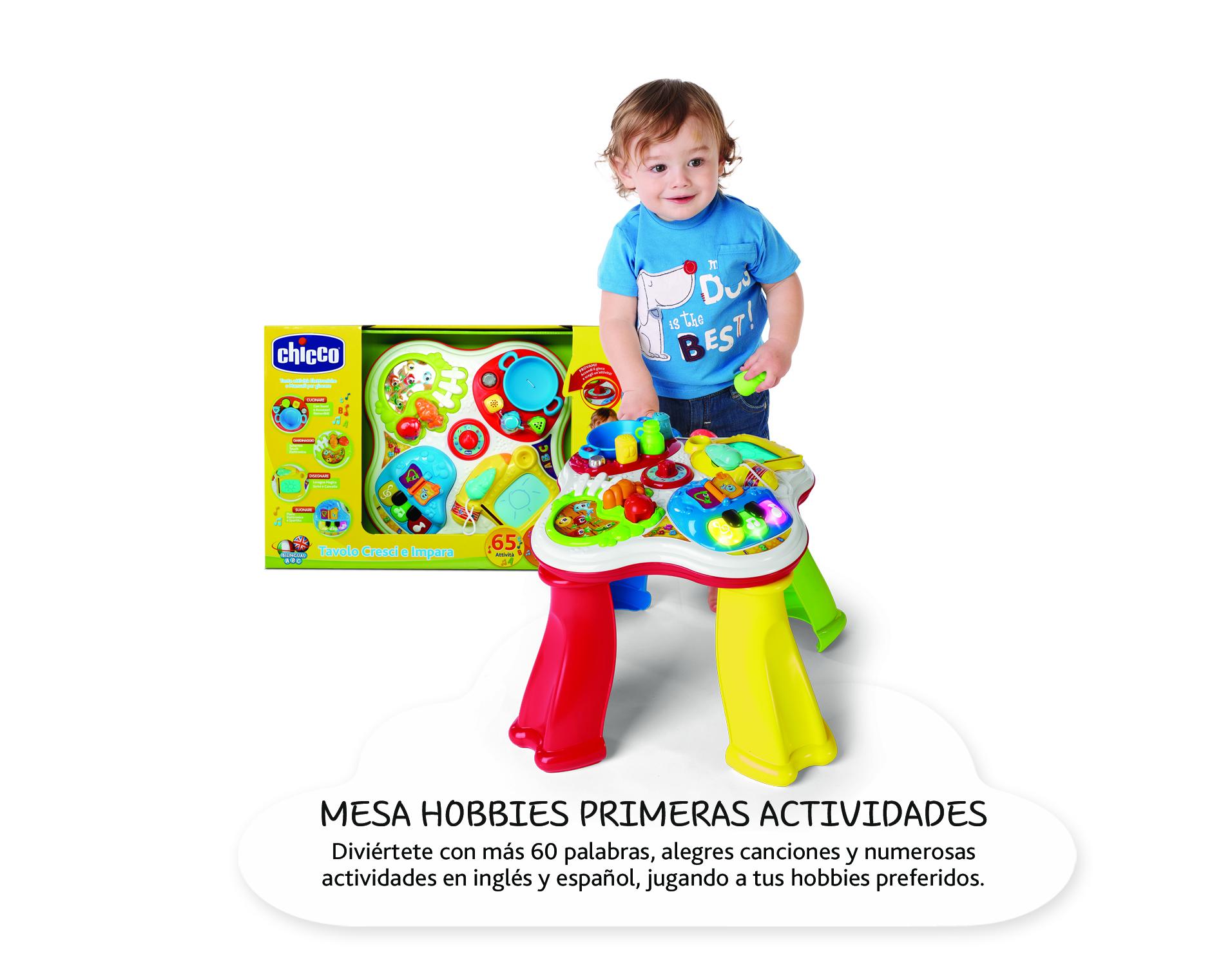 MESA HOBBIES PRIMERAS ACTIVIDADES 76530 - N84218