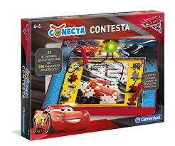 CONECTA CONTESTA CARS 3 55167