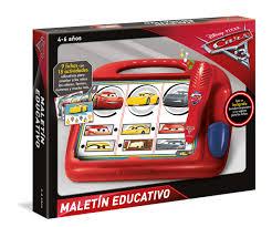 MALETIN EDUCATIVO CARS 3 55170