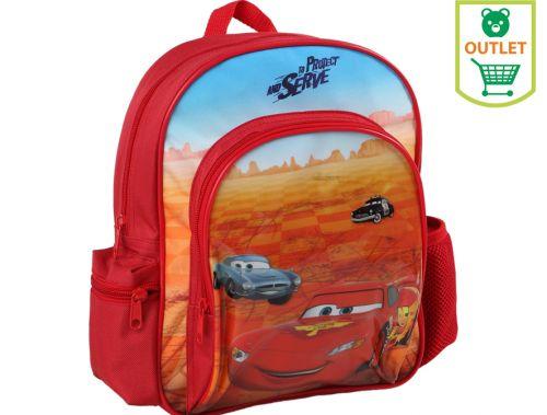 MOCHILA CARS 32X30X12 15216