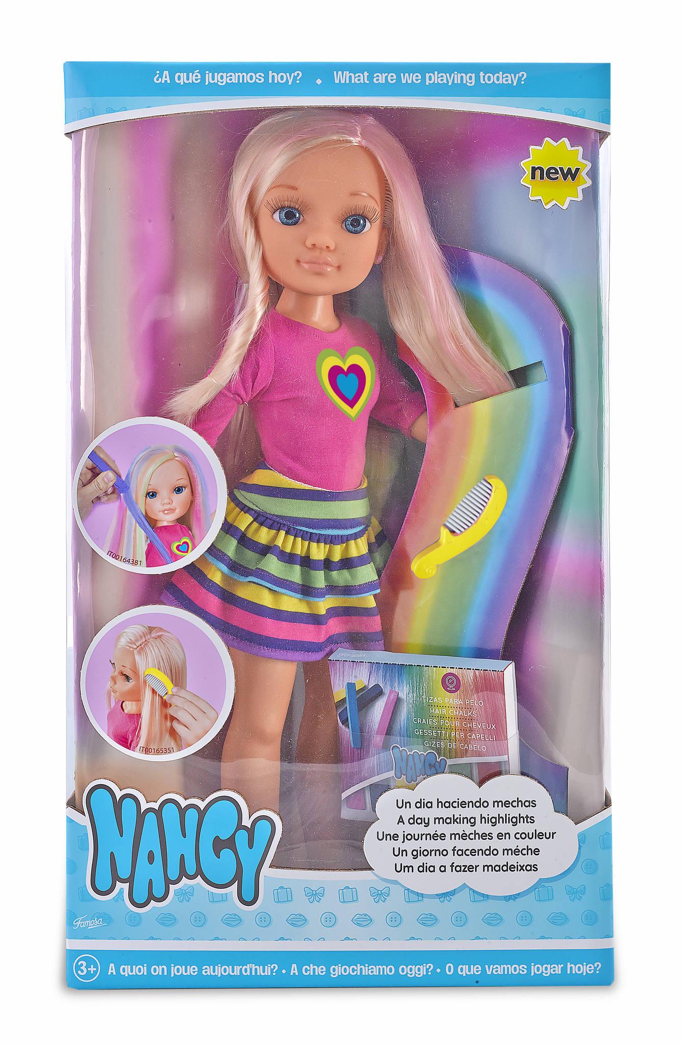 NANCY UN DIA HACIENDO MECHAS 13865 - N35520
