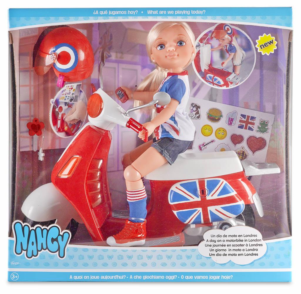 NANCY UN DIA DE MOTO EN LONDRES 13860 - N11319