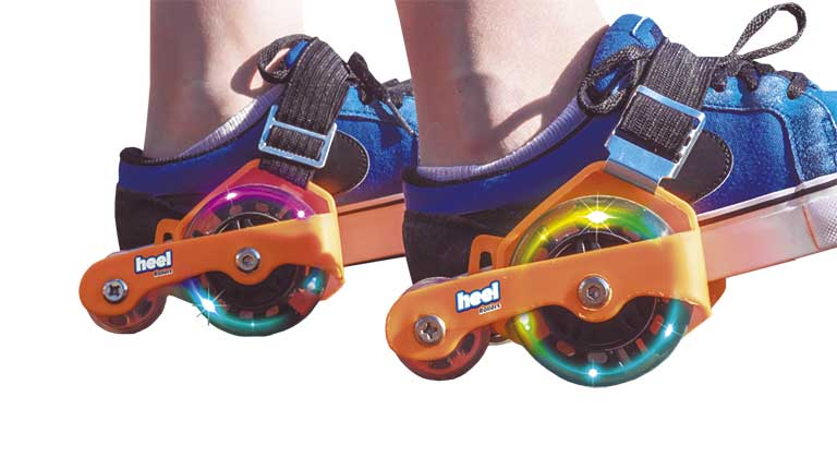 PATINES HEEL CON LUCES LED NH33007
