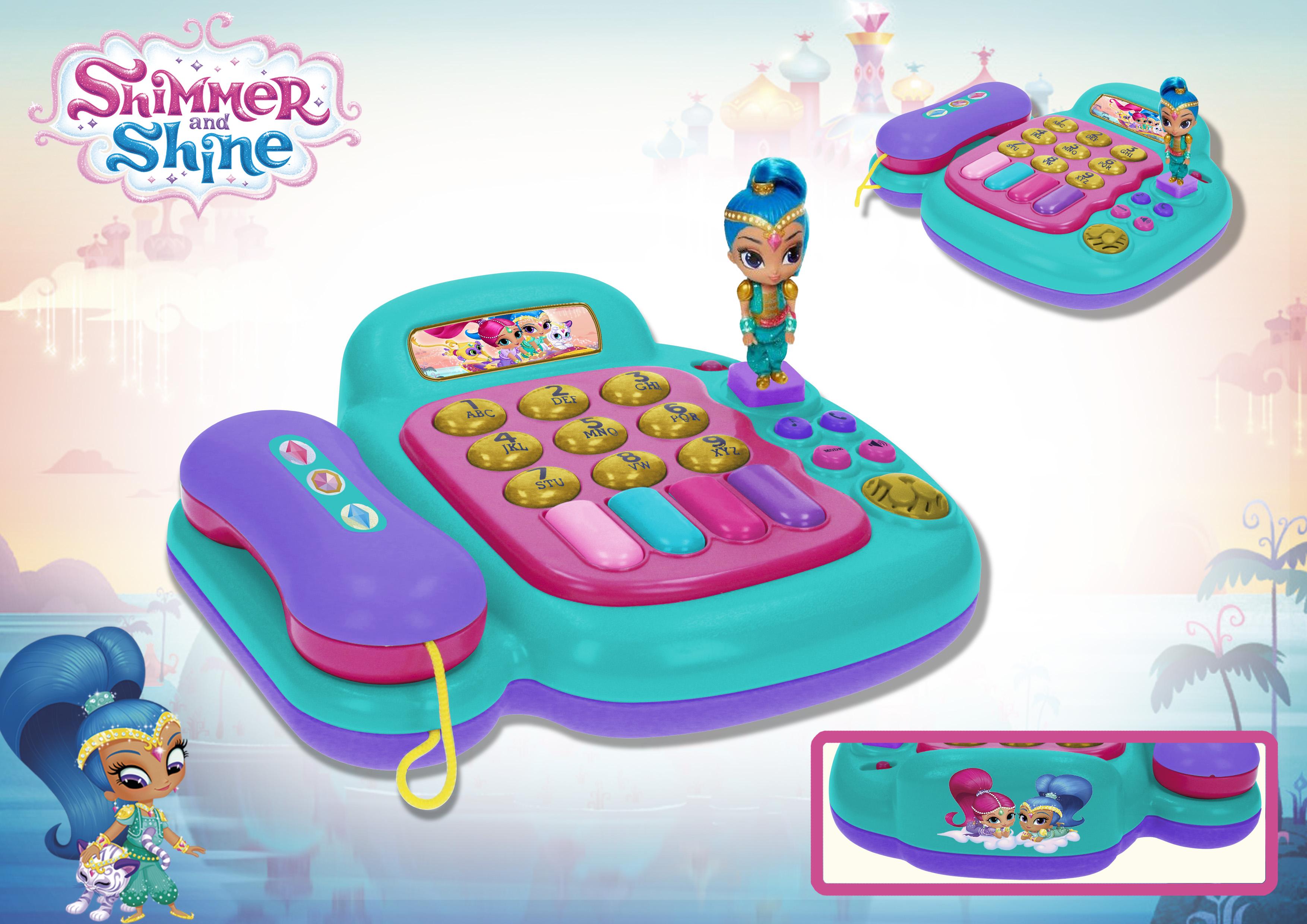 ACTIVY TELEFONO Y PIANO C/FIG.3516
