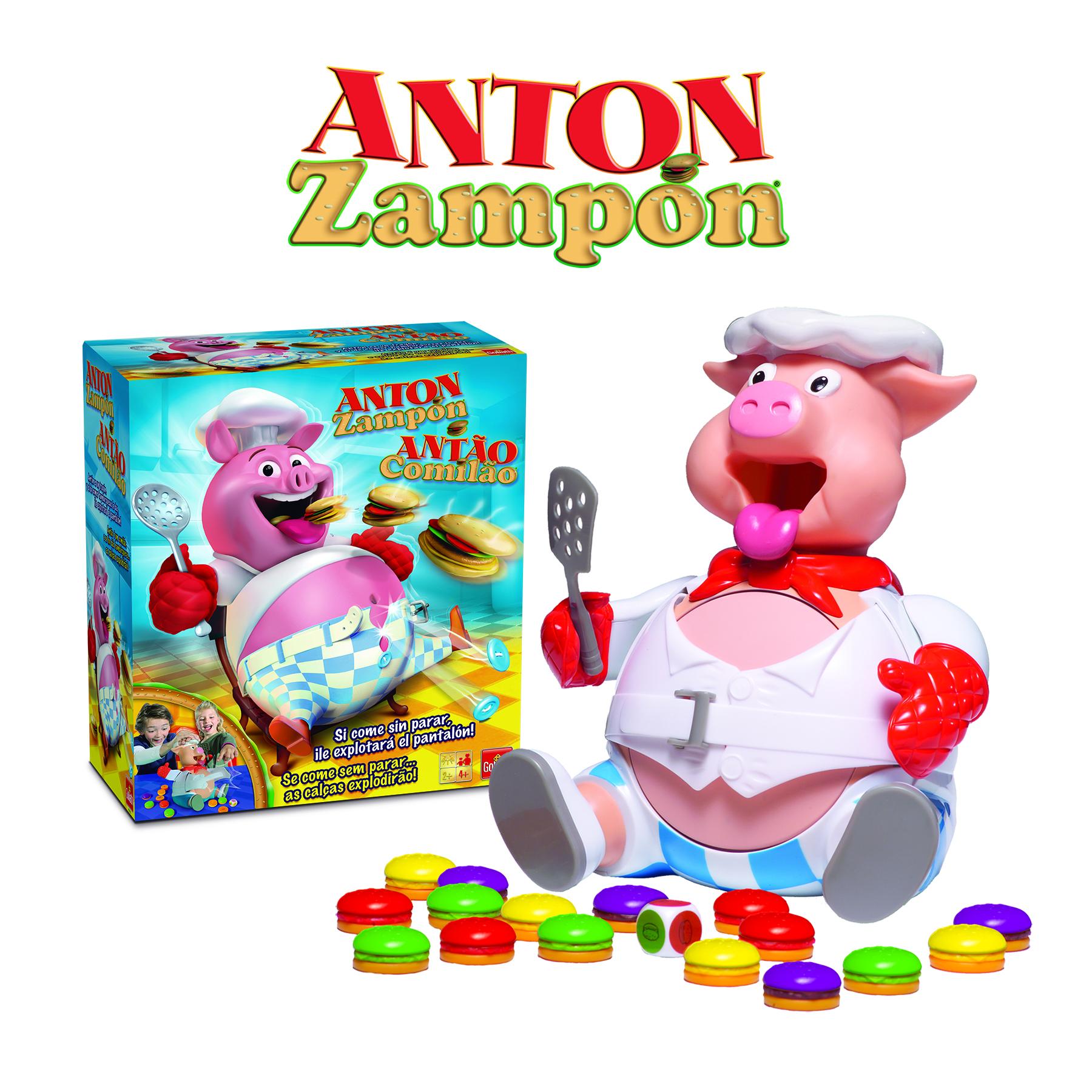 ANTON ZAMPON 30337.706 - N78418