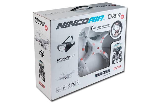 NINCOAIR QUADRONE VISOR WIFI NH90126 - N27619