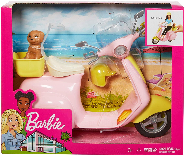 MOTO DE BARBIE FRP56 - N67819