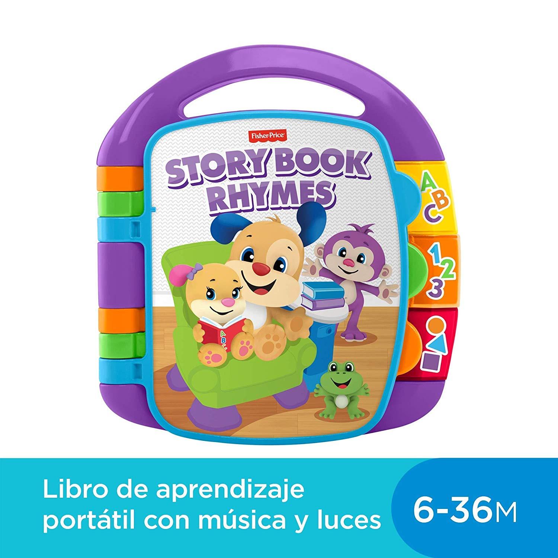 LIBRO APRENDIZAJE DE PERRITO FRC69 - V23120
