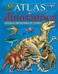 ATLAS DE DINOSAURIOS 2041999
