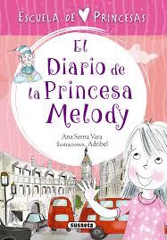 PRINCESA MELODY DIARIO DE 2066003