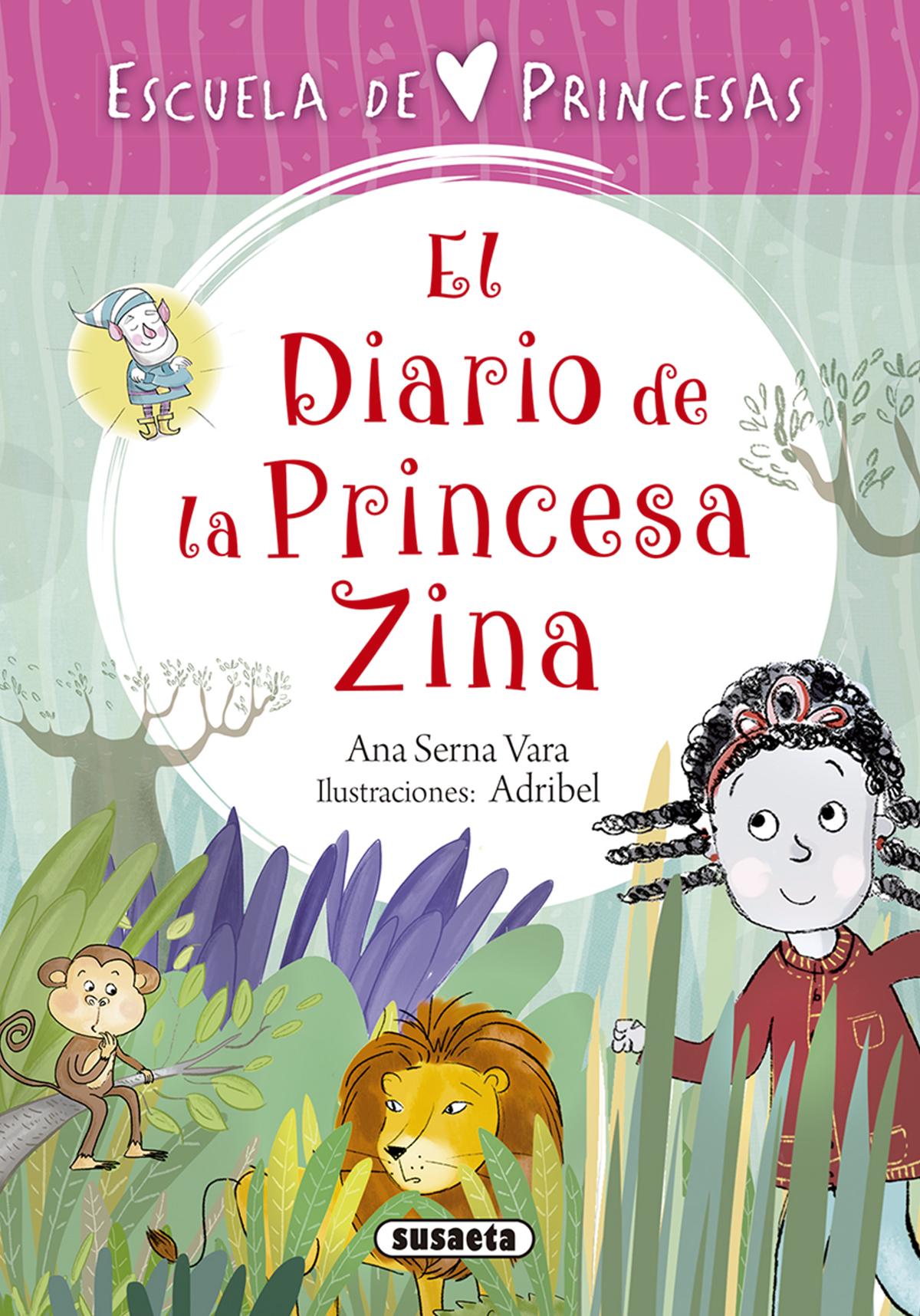 PRINCESA ZINA DIARIO DE 2066005