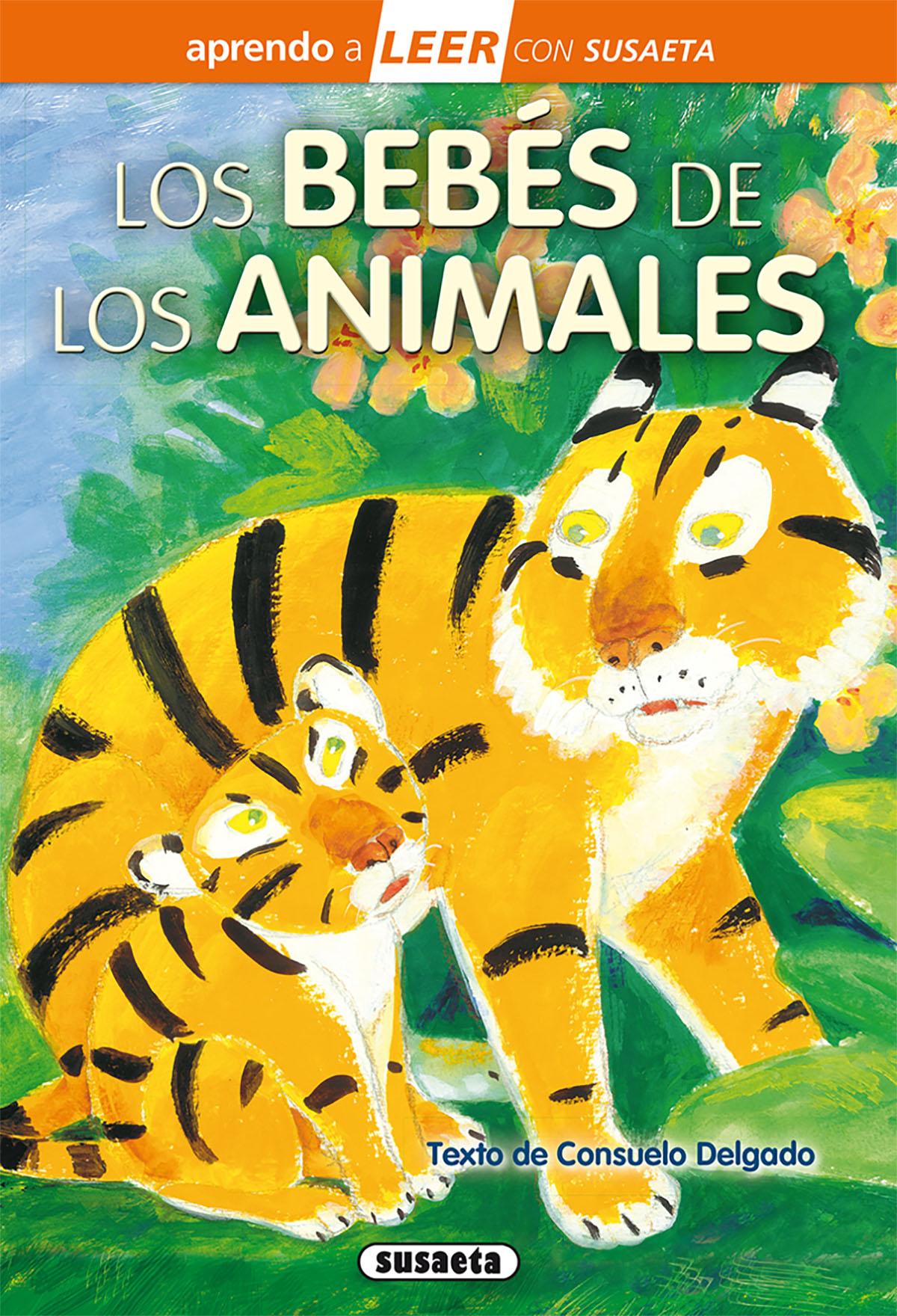 LOS BEBES DE LOS ANIMALES 2068001