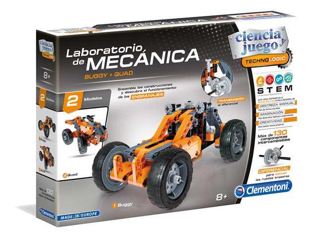 LABORATORIO DE MECANICA BUGGY & QUAD 55159 - N31519