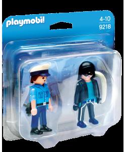 DOU PACK POLICIA Y LARDON 9218