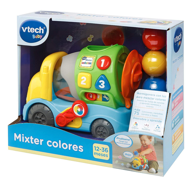 MIXTER COLORES 3480-601922 - N19419