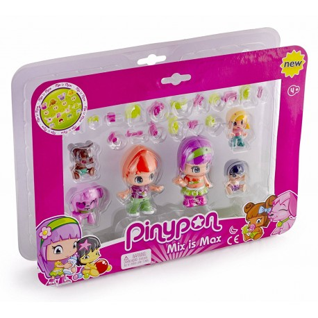 PINYPON BABIES FIGURES SET 14086