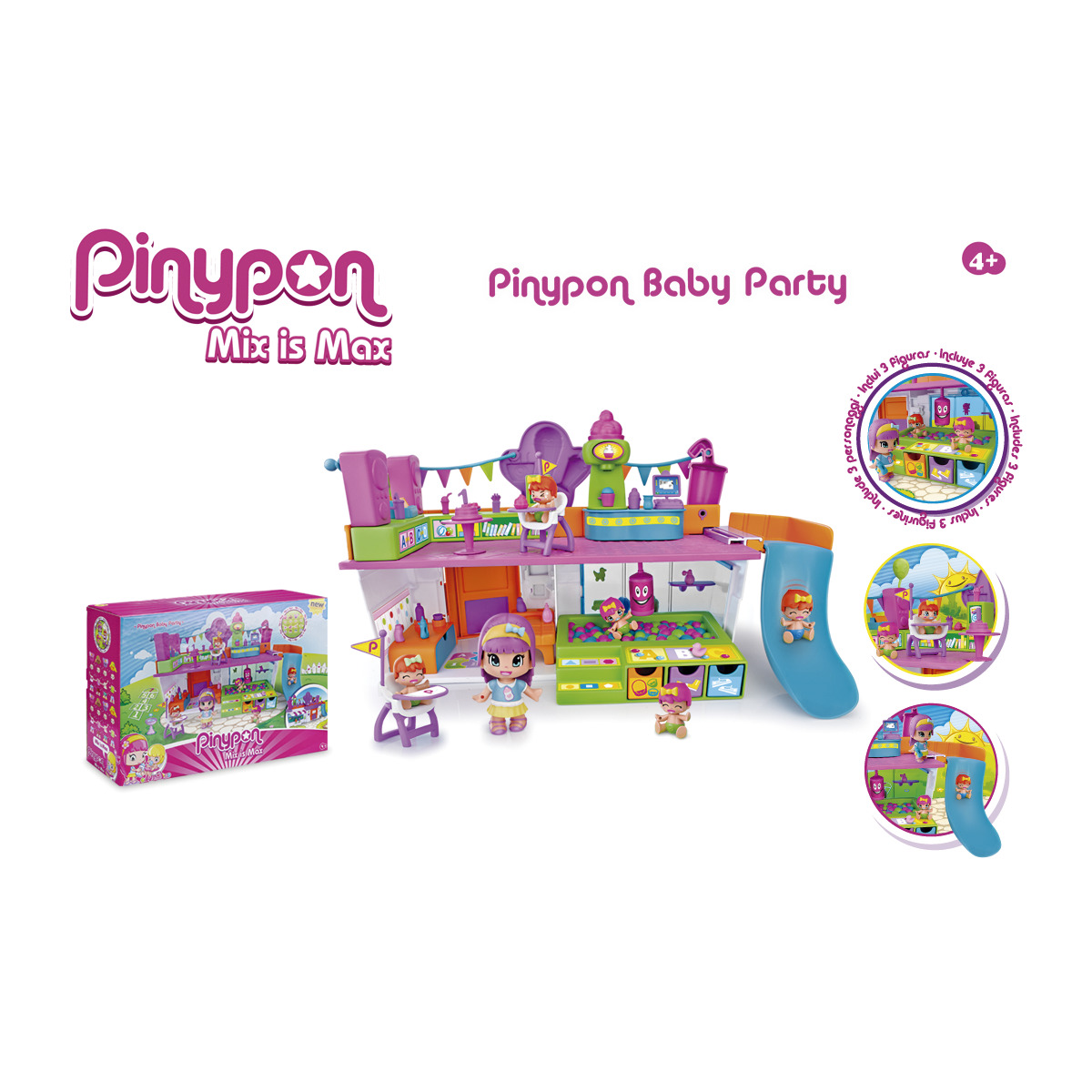 PINYPON BABY PARTY 14351 - N8819