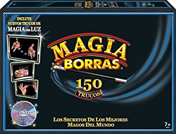 MAGIA BORRAS CON LUZ 150 TRUCOS 17473 - N58219