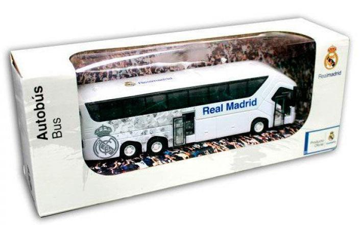 BUS REAL MADRID 82998 - N76319