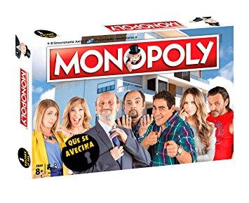 MONOPOLY LA QUE SE AVECINA 63454 - N75819
