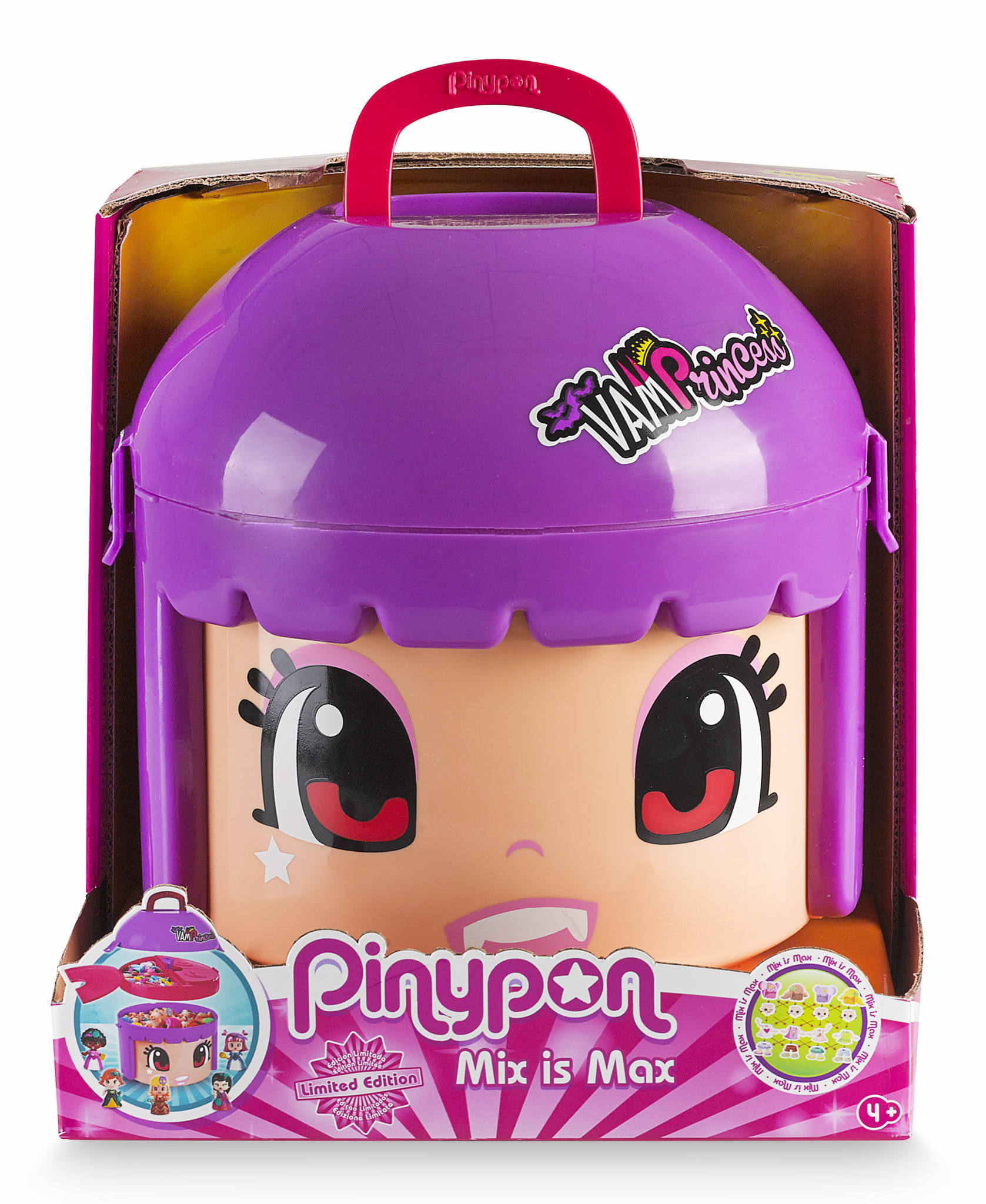 PINYPON MIX IS MAX LIMITED EDITION FIGUR.14263