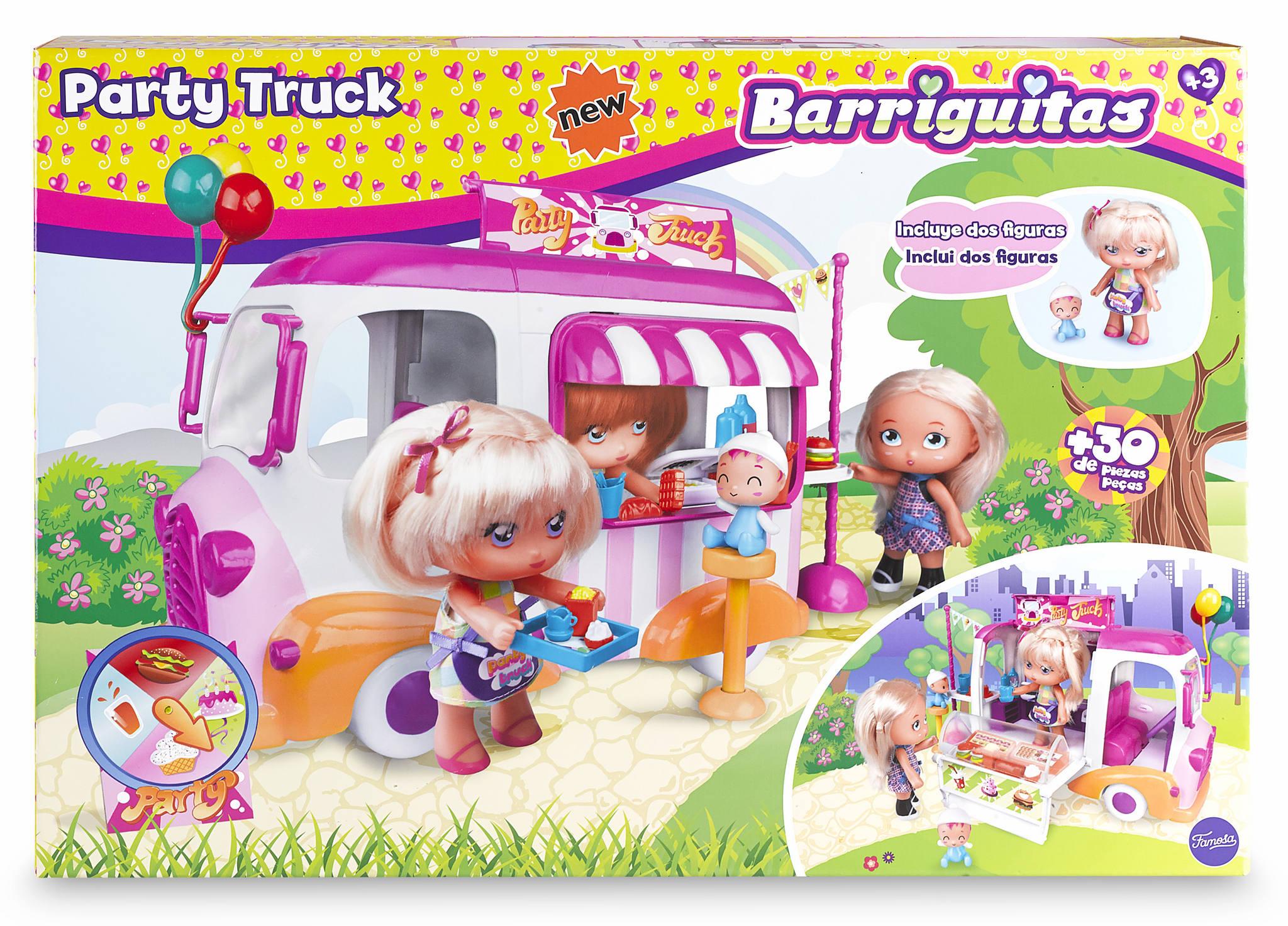 BARRIGUITAS PARTY TRUCK 14514 - N31218