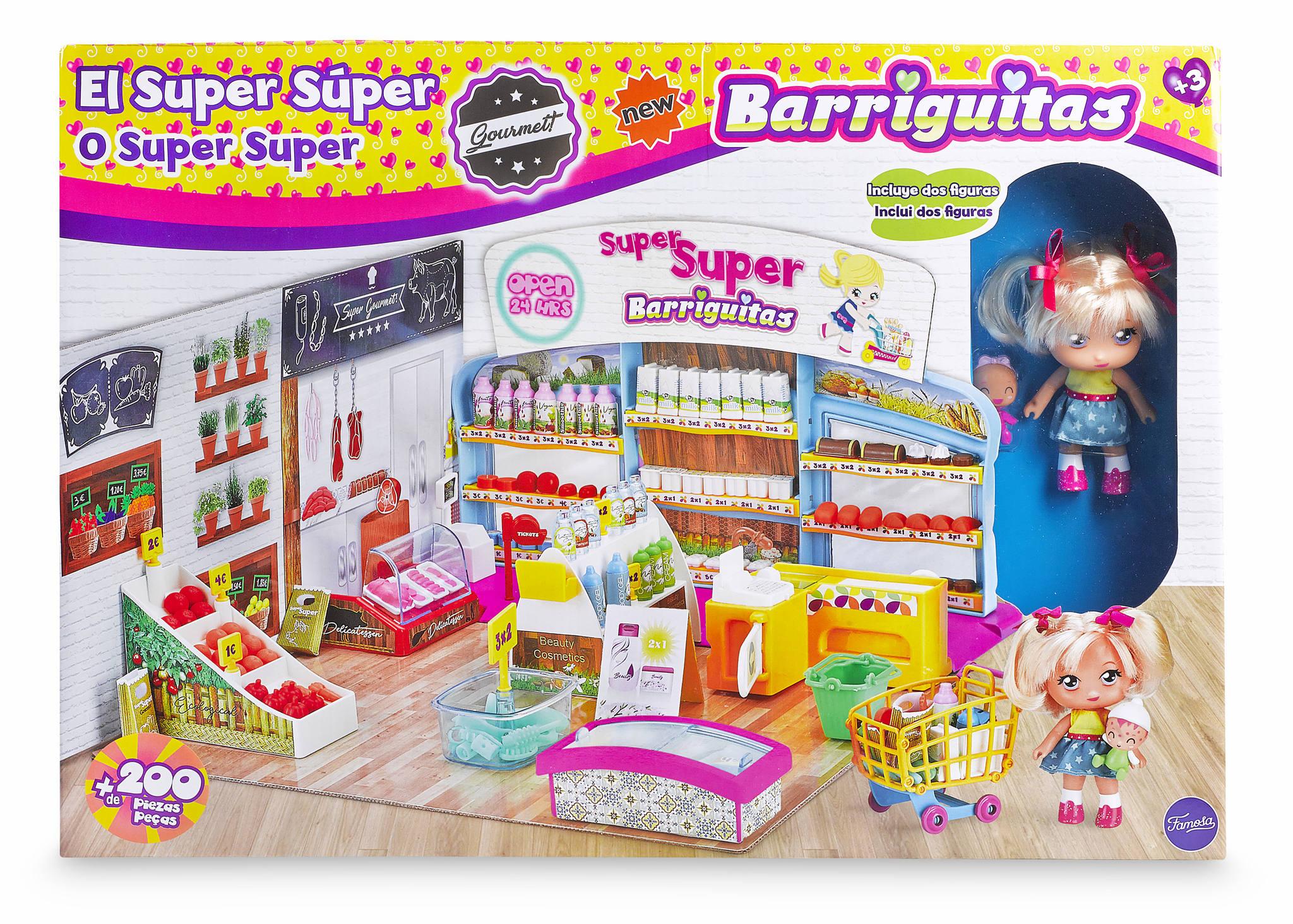 BARRIGUITAS NUEVO SUPERMERCADO 14516 - N11819