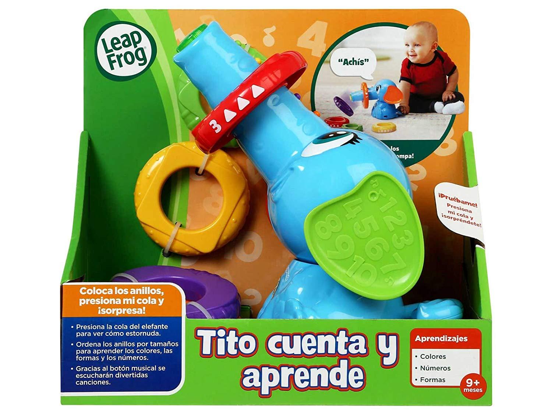 TITO CUENTA Y APRENDE 705 - N52719
