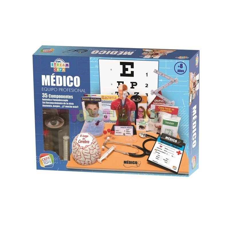 EQUIPO PROFESIONAL DE MEDICO CEFA STREAM 21834 - N70018
