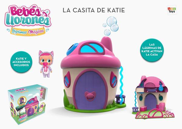 CASITA DE KATIE BEBE LLORON 97940