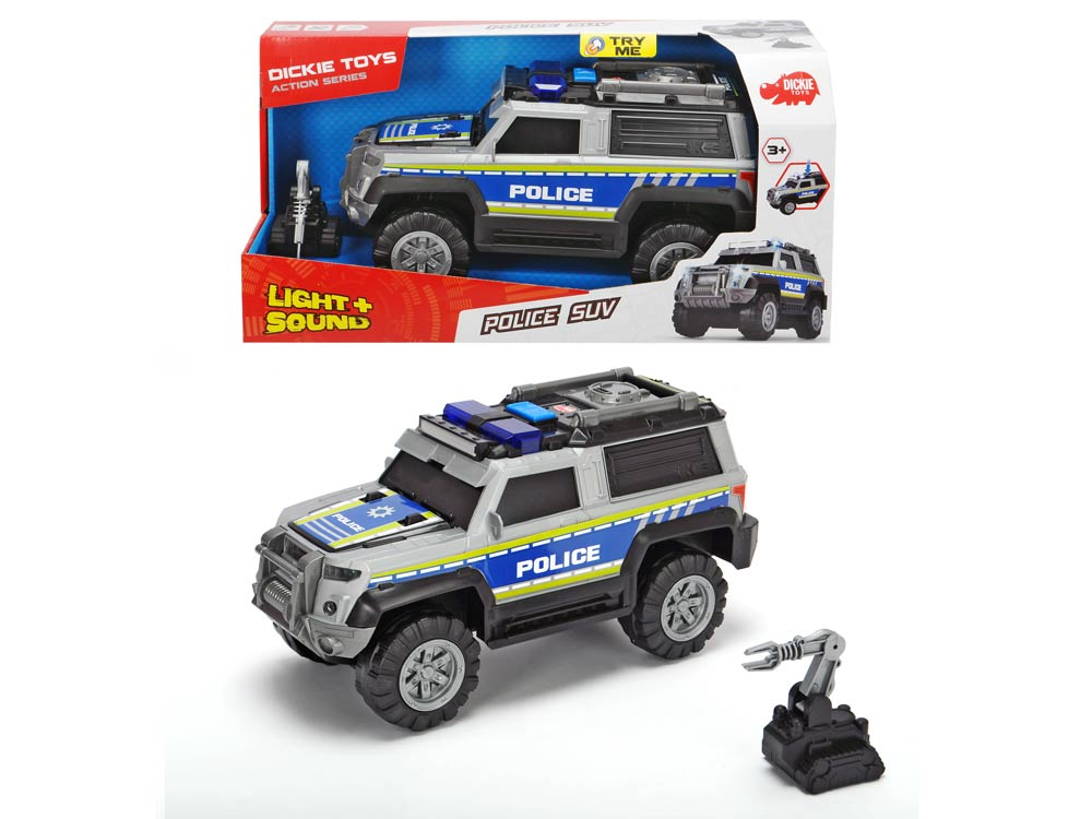 POLICIA 30CM AS.3306003 - V50219