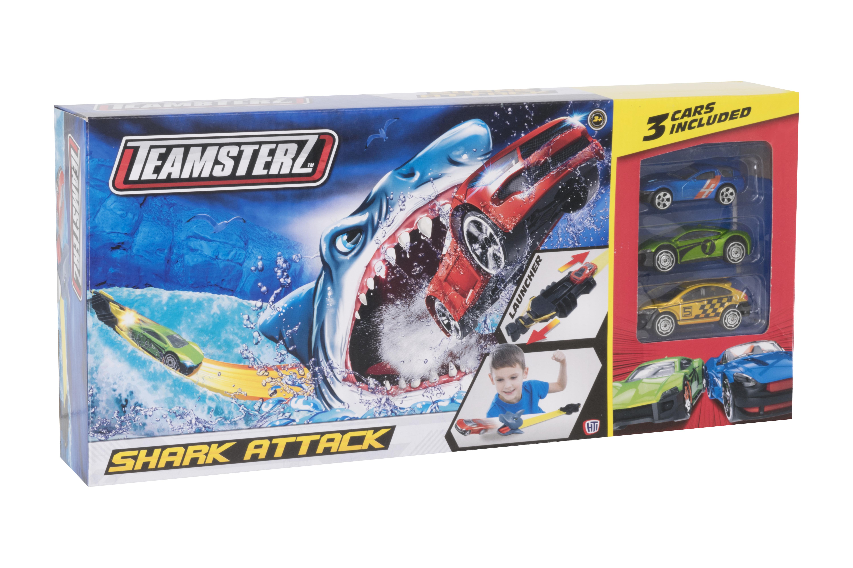 PISTA SHARK ATTACK CON 3 COCHES 1416435 - N52119